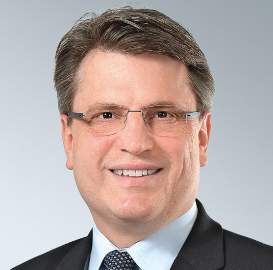 Staatsminister Prof. Dr. Winfried Bausback, MdL